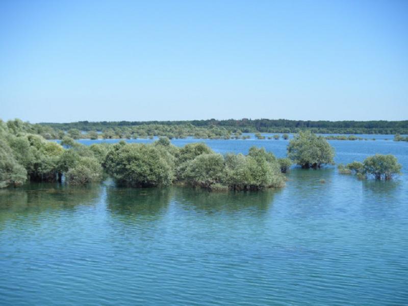jezioro orient francja
