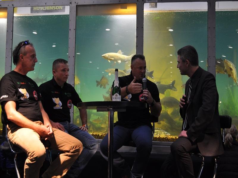 wywiad z mistrzami world carp clasiic rybomania lublin 2014