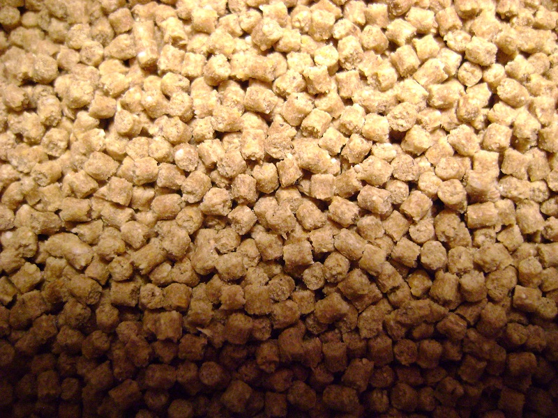 drobny pellet