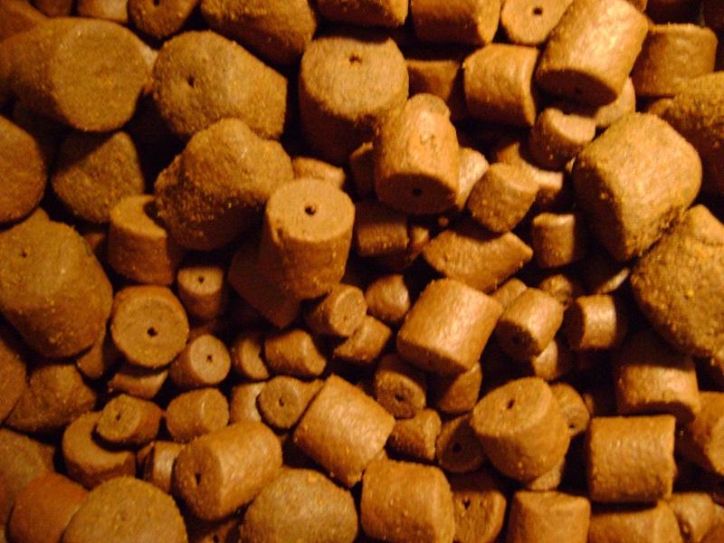mieszany pellet