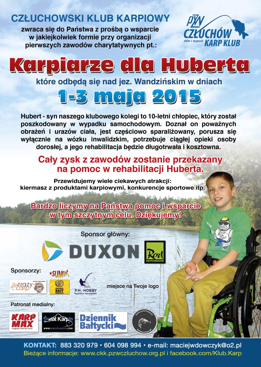 Plakat Hubert
