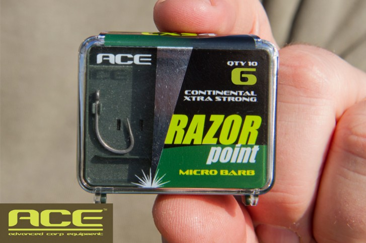 ACE Razor Point Continental Xtra Strong