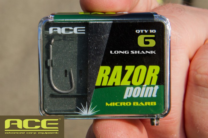 ACE Razor Point Long Shank