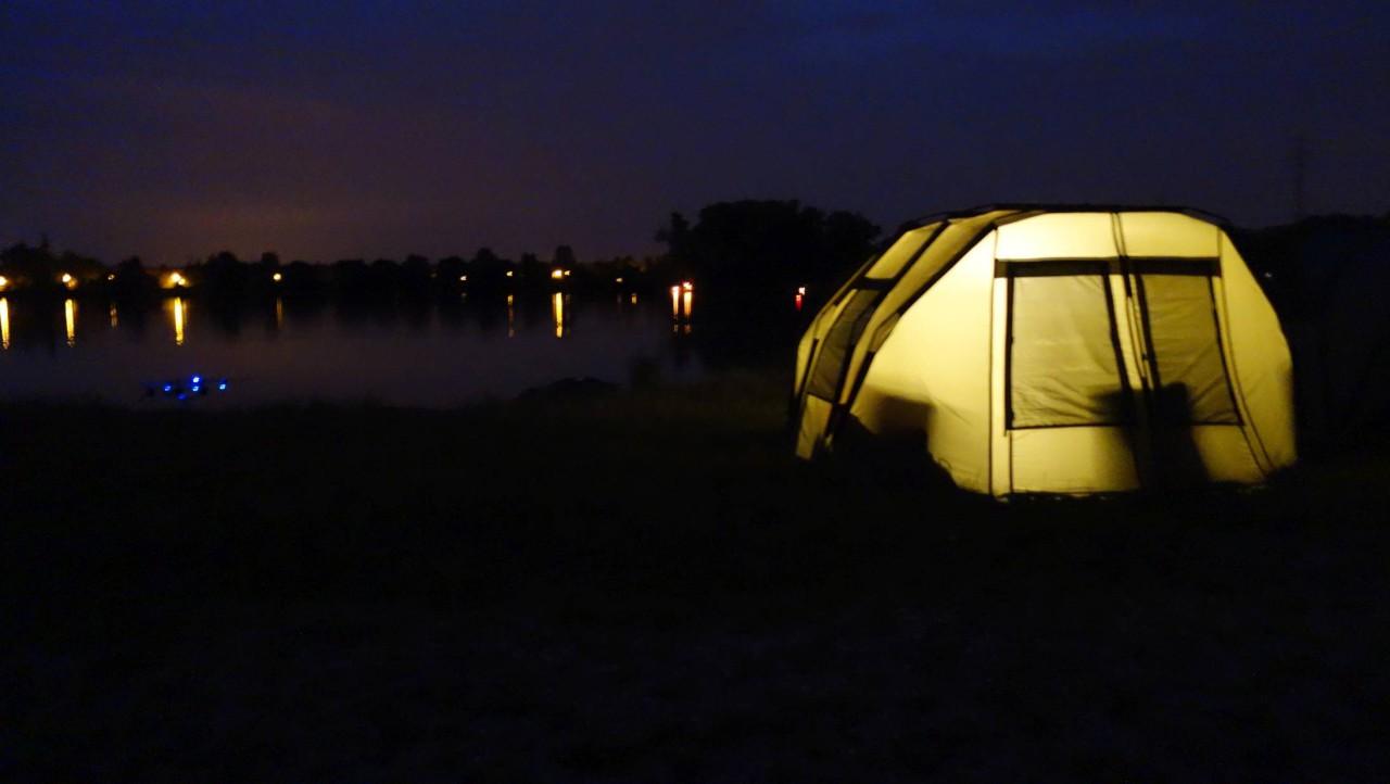 namiot karpiwy jrc