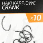 Haczyki karpiowe Crank