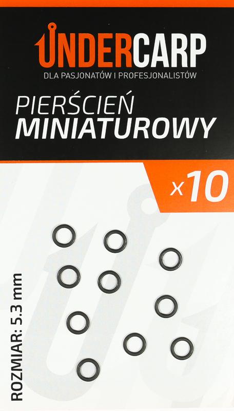 pierścień miniaturowy 5.3 mm