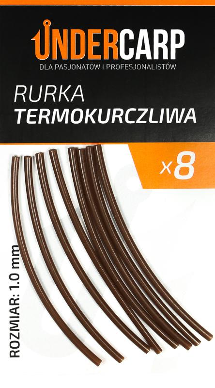 Rurkatermokurczliwa1mm_brazowa1