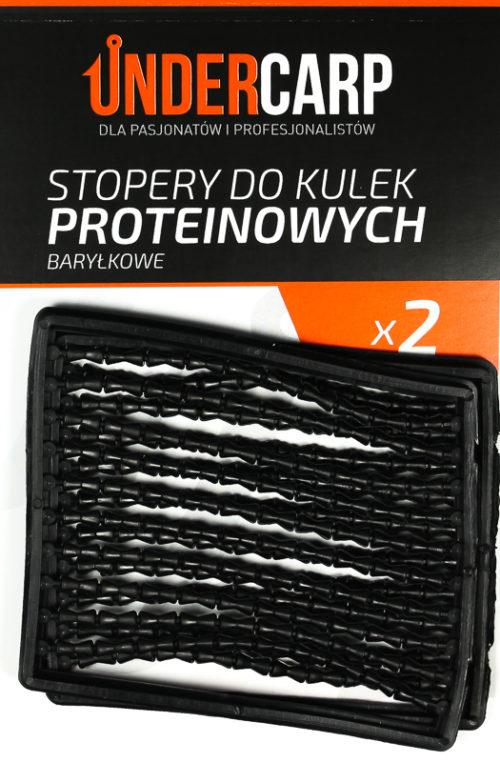 stopery do kulek proteinowych