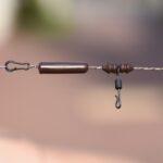 koralik helikopterowy brązowy